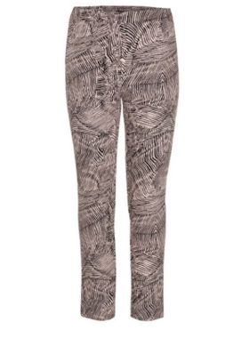 Tribal Pull on ankle pant