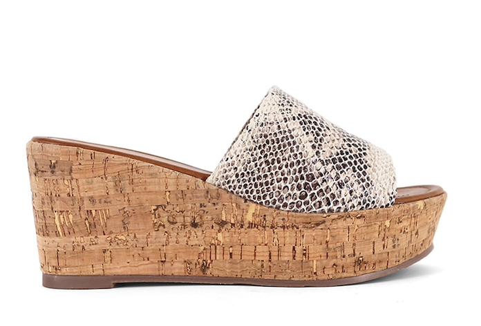 Shu Shop Montana sandal