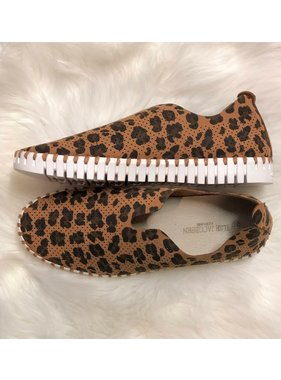 lines of denmark Leopard Tulip Slip on