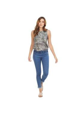 Mud Pie Harlyn Fringe Jeans