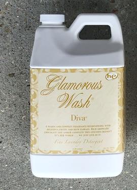 Tyler Candles 1/2 gallon Glamorous Diva wash