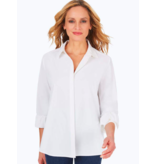 Foxcroft Milan Stretch Shirt