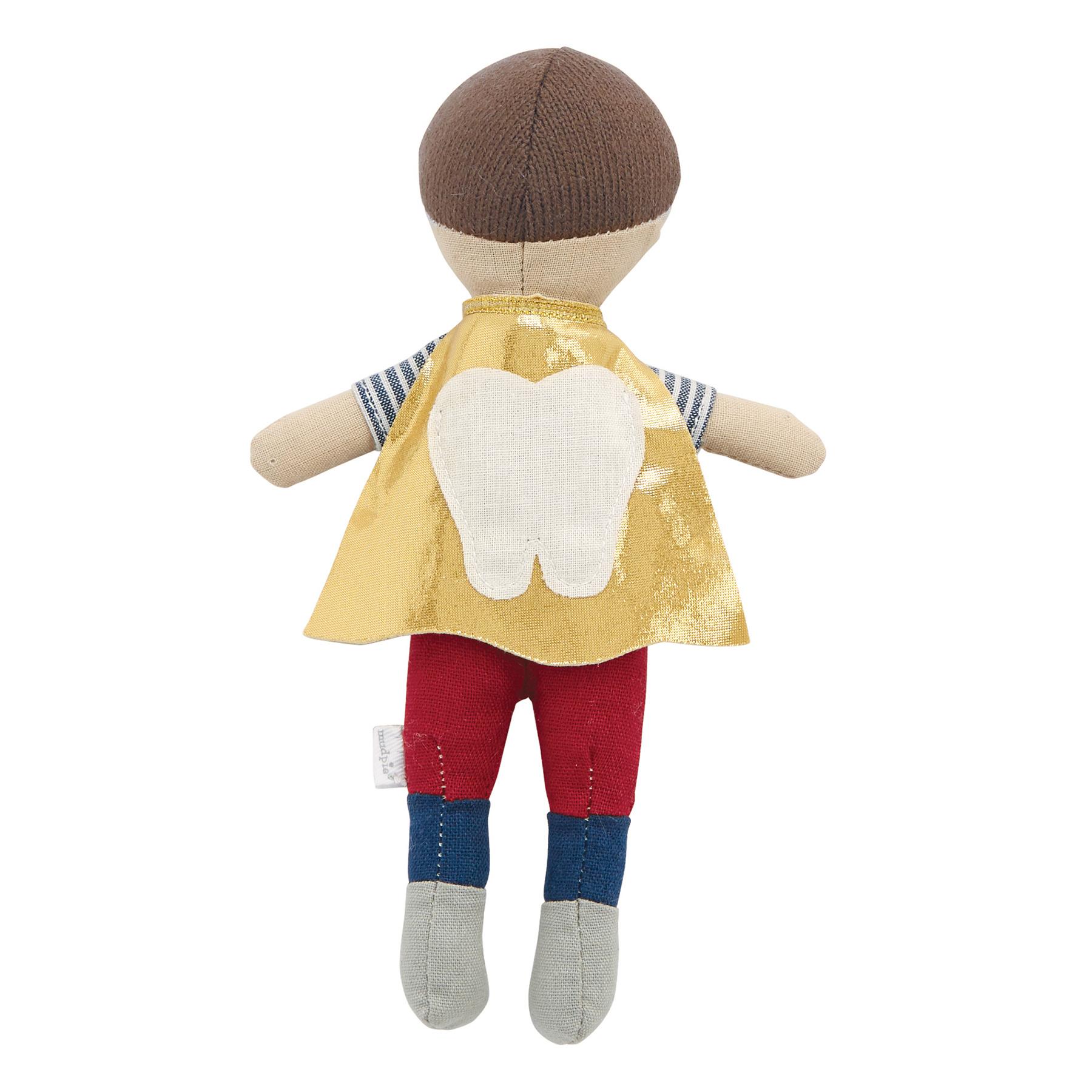 Mud Pie Tooth Hero Fairy Doll