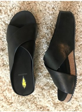 Volatile Agassi Sandal by Volatile