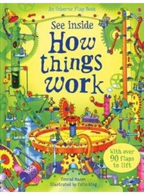 Usborne Books See Inside How Things Work