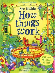 Usborne Books See Inside How Things Work