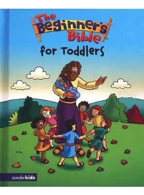Harper Collins Beginner's Bible - toddlers
