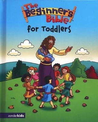 Harper Collins Beginner's Bible - toddlers