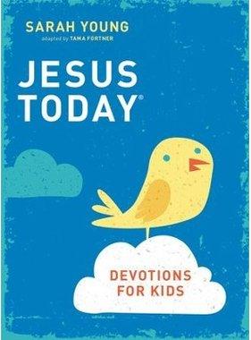 Harper Collins Jesus Today - Devotions for Kids