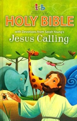 Harper Collins Jesus Calling - My First Bible Story Book
