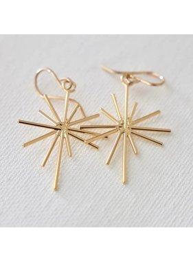 Katie Waltman Starburst Earrings