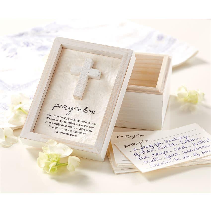 Mud Pie Prayer Box
