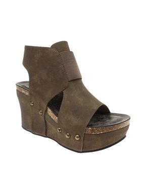 Miami Shoe Ster Wedge