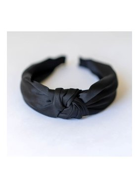 Britts Bows Silk Knotted Headband