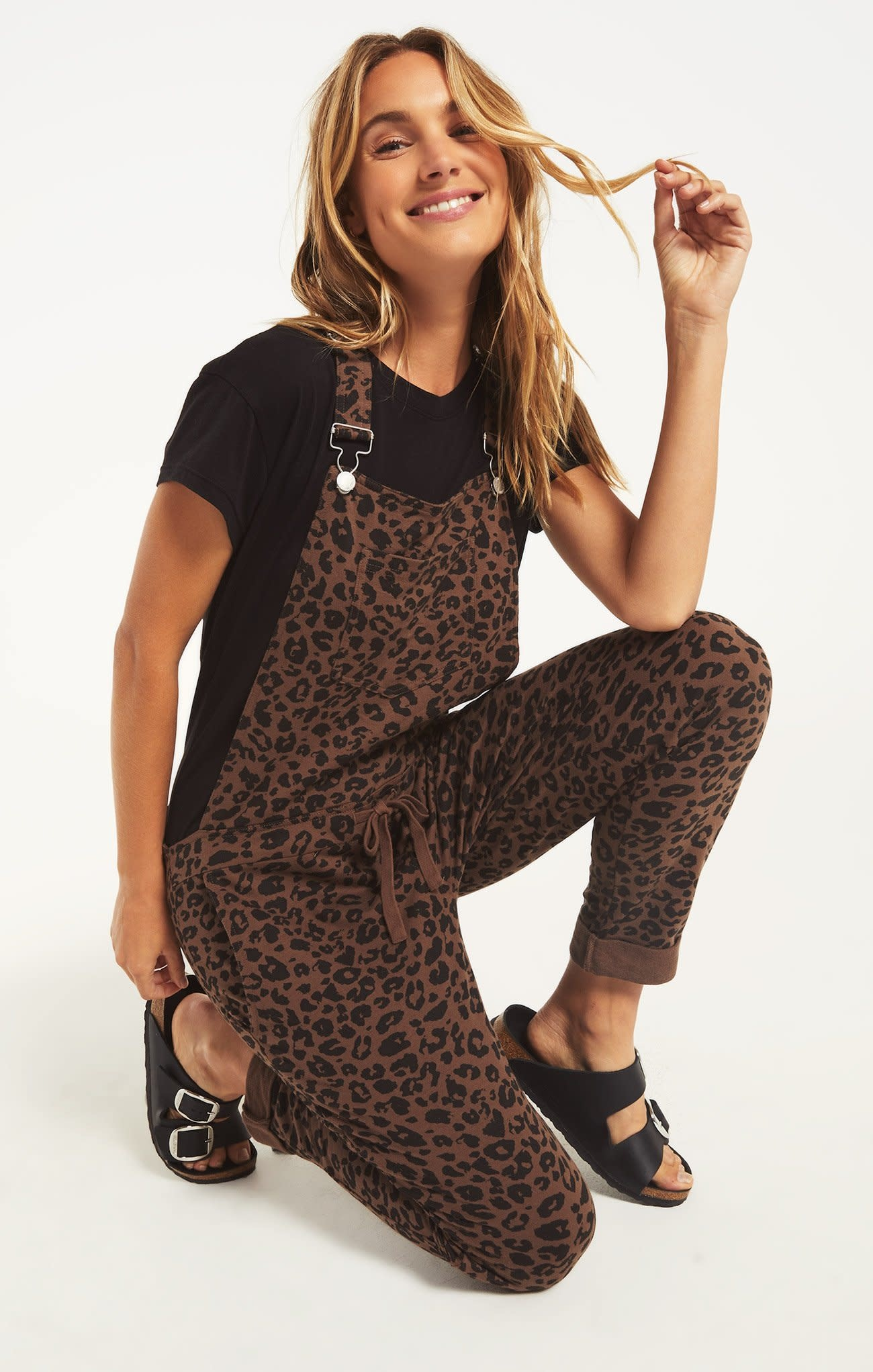 Z Supply Leopard Overall
