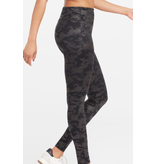 Spanx Faux Leather Camo Leggings