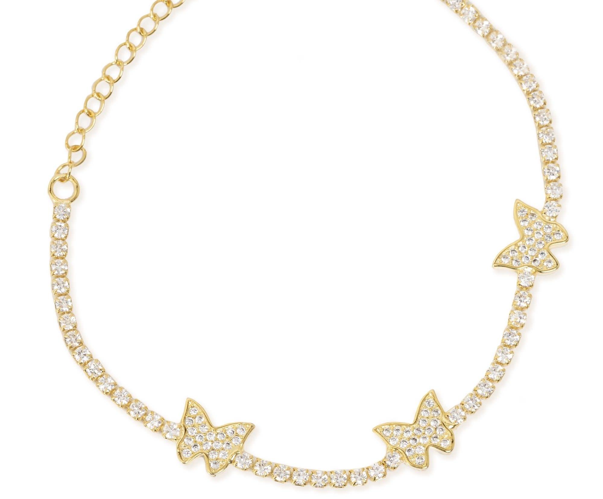 Bracha Bailey Butterfly Bracelet