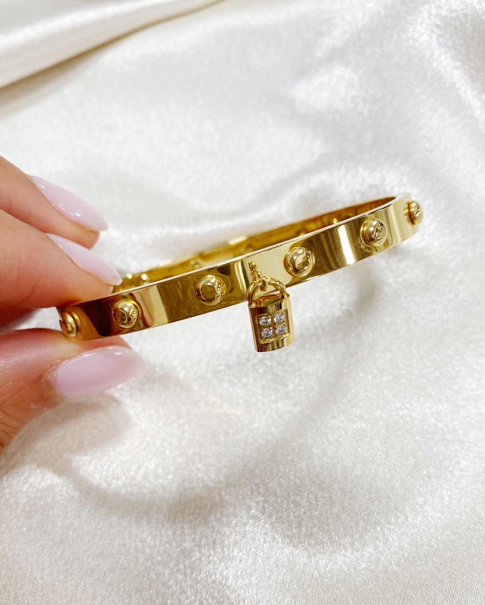 Bracha Lock Bracelet