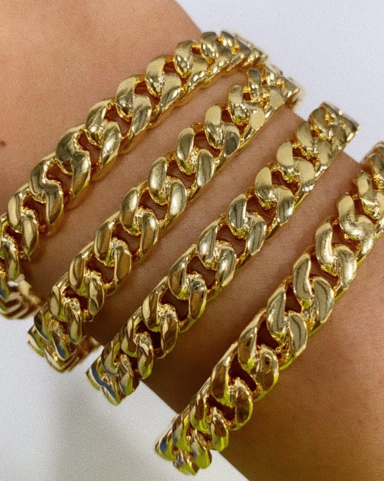 Bracha Lexi Chain Cuff