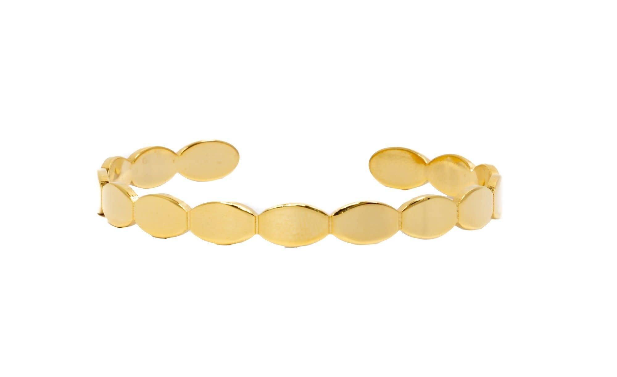 Bracha Avalon Gold Cuff