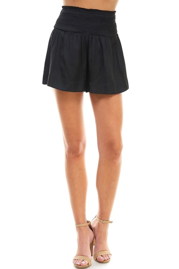 TCEC Ruched Shorts