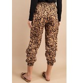 eesome usa Animal Print Jogger