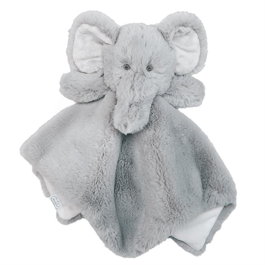Mud Pie Elephant Plush Woobie