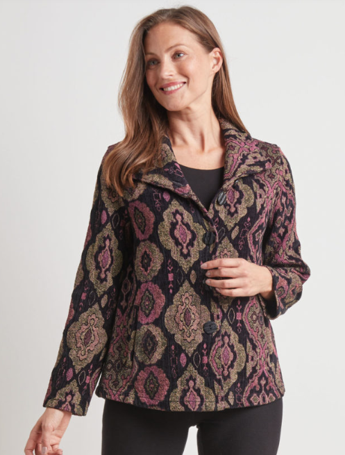 Habitat Tapestry Swing Coat