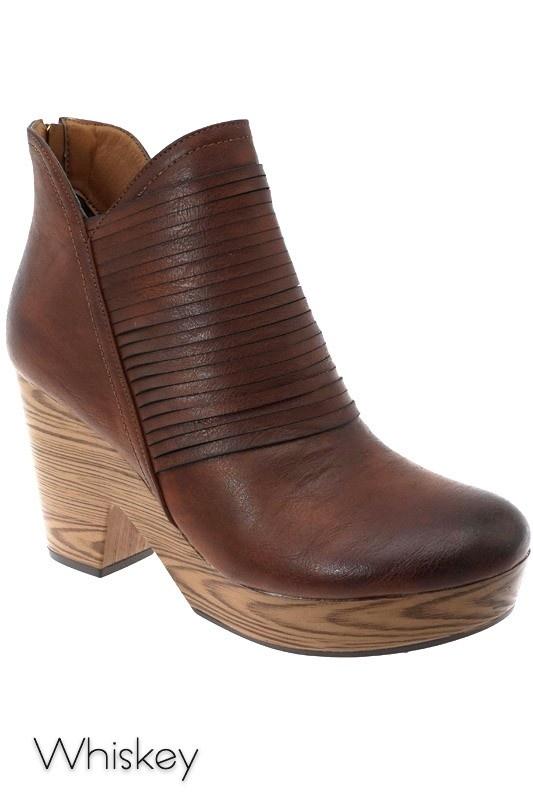 Miami Shoe Parm Bootie