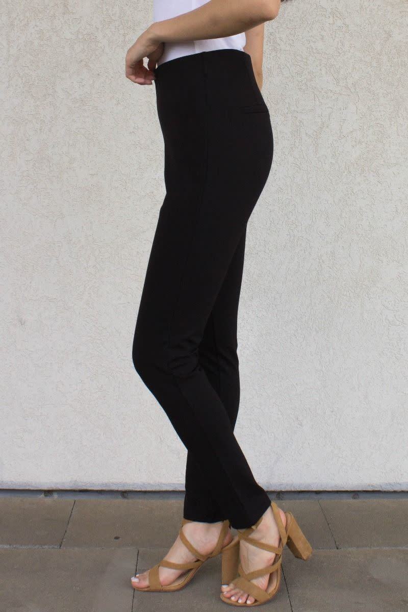 Before You Collection Basic Ponte Leggings