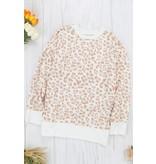 Cloud Walk Leopard print sweatshirt