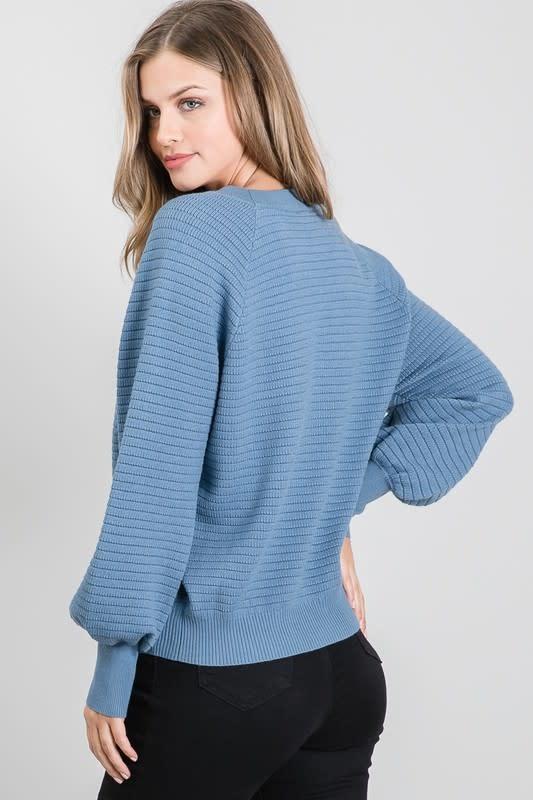 Allie Rose Raglan Sweater