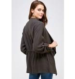 Allie Rose Linen Jacket