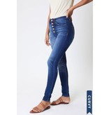 KanCan High Rise Curvy Fit jean