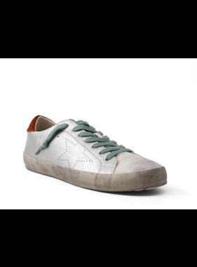 Shu Shop Mia Metal Sneakers