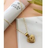 Bracha Sacred Heart Necklace