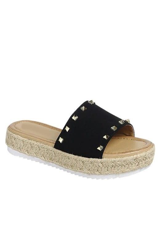 LA Shoe King Savannah Slip on Shoe