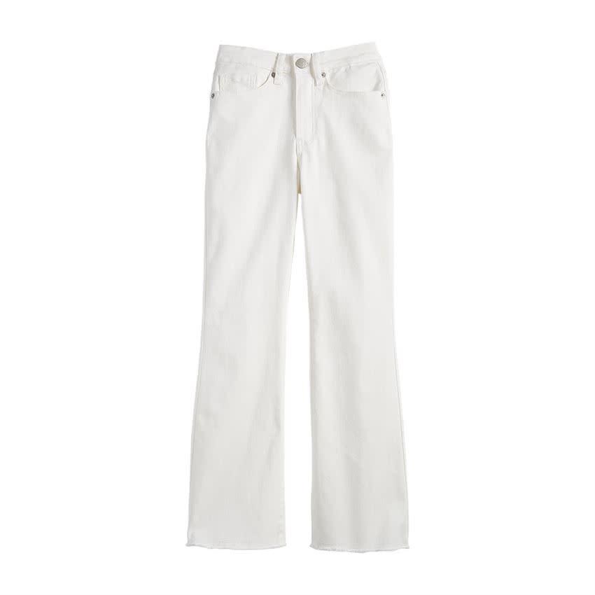 Mud Pie Lottie Flare Jeans