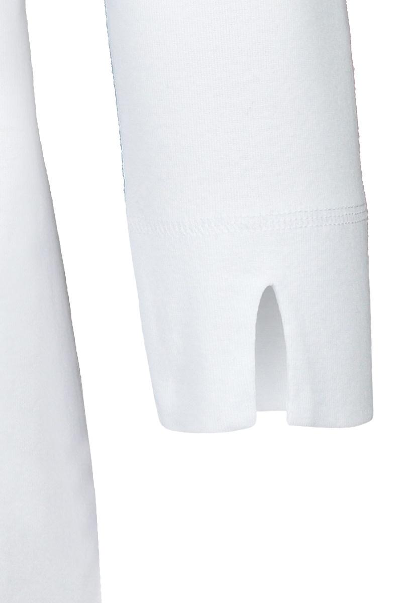 Tribal 3/4 Sleeve Blouse w side tie