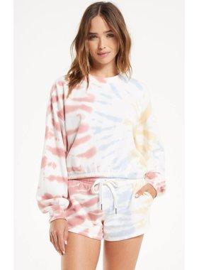 Z Supply Britton Tie Dye Pullover