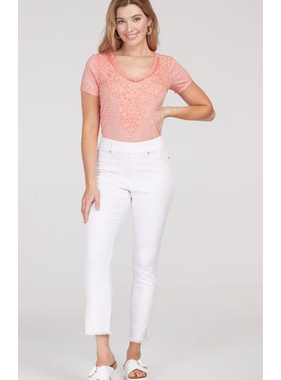 Tribal Audrey Pull on Ankle Jegging