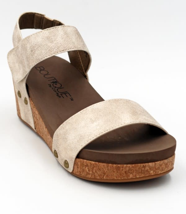Corkys Slidell Wedge by Corkys