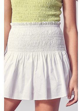 Do + Be Collection Ruched Skort