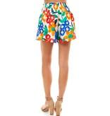 TCEC Printed Shorts