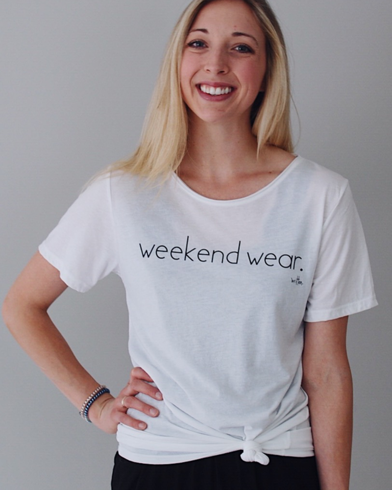 Weekend Wear Tee