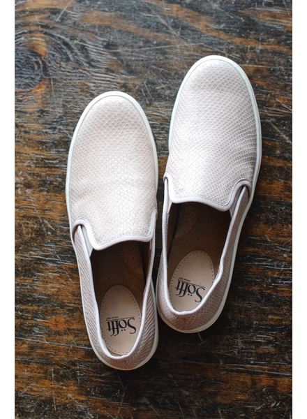 Sofft Somers Slip on Sneaker in Blush