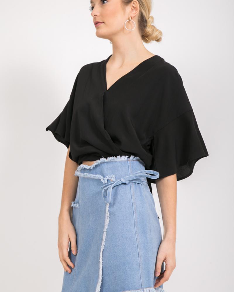 The Wrap Around Skirt