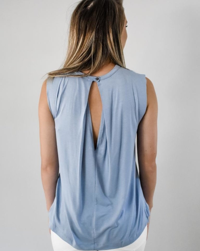 The Bailey Open Back Top