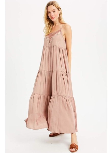The Blair Slip Maxi Dress