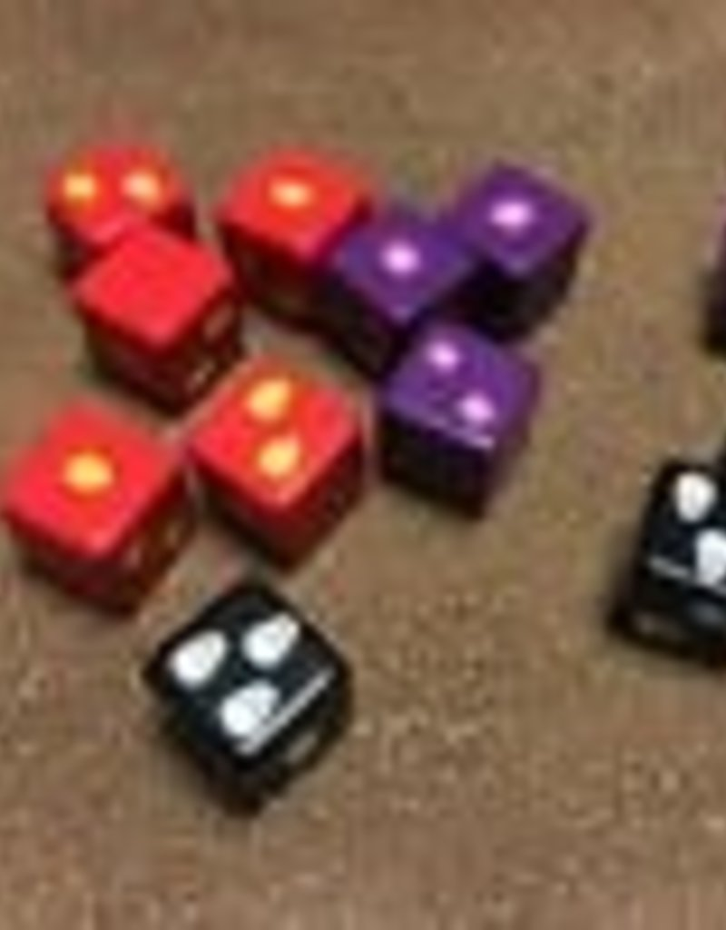 Traders Galaxy Bot War Dice & Energy Cubes